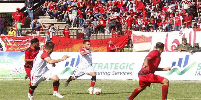 حسم لقب الدوري الممتاز يتأجل للجولة الأخيرة والمحافظة يرافق الجهاد للدرجة الأولى