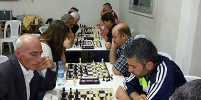 اختتام منافسات بطولة نادي سلمية للشطرنج