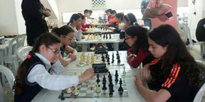 المركز التدريبي للشطرنج في اللاذقية يبدأ دوراته التدريبية الصيفية