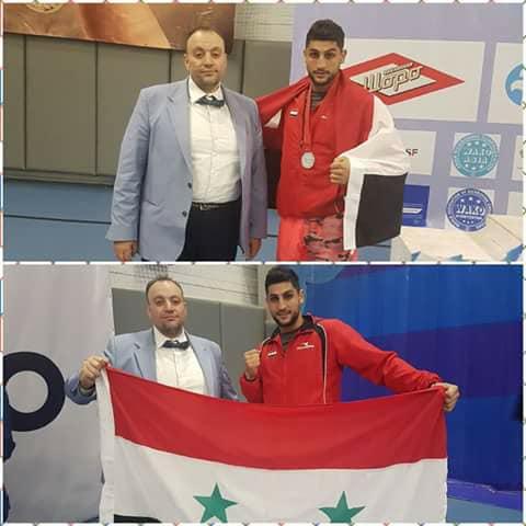 منتخب سورية للكيك بوكسينغ يحرز فضية وعشر برونزيات في بطولة آسيا