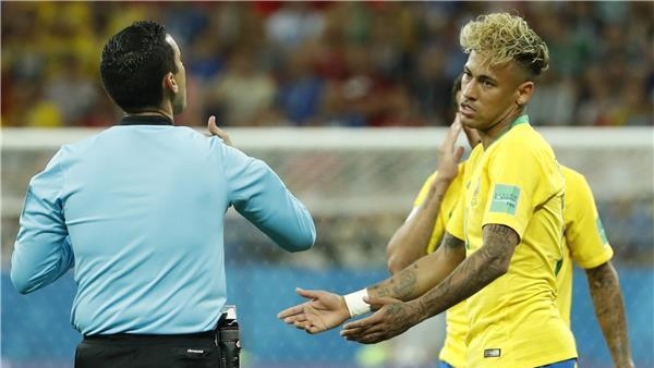 رسميًا.. البرازيل تشكو حكم مواجهة سويسرا