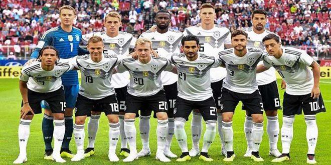 إعلان القائمة النهائية لمنتخبات مصر وروسيا وألمانيا وبلجيكا لكأس العالم