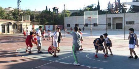 دور متميز لمراكز نادي الطليعة التدريبية في اكتشاف مواهب جديدة بكرة السلة