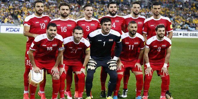 منتخب سورية لكرة القدم يبدأ معسكره في النمسا استعدادا لنهائيات آسيا