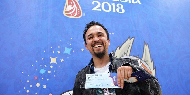 100 ألف بطاقة إضافية لمباريات المونديال