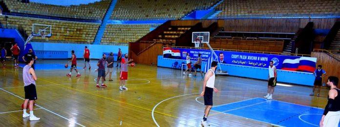 منتخب رجال كرة السلة يلتقي نظيره الأرميني في بيروت