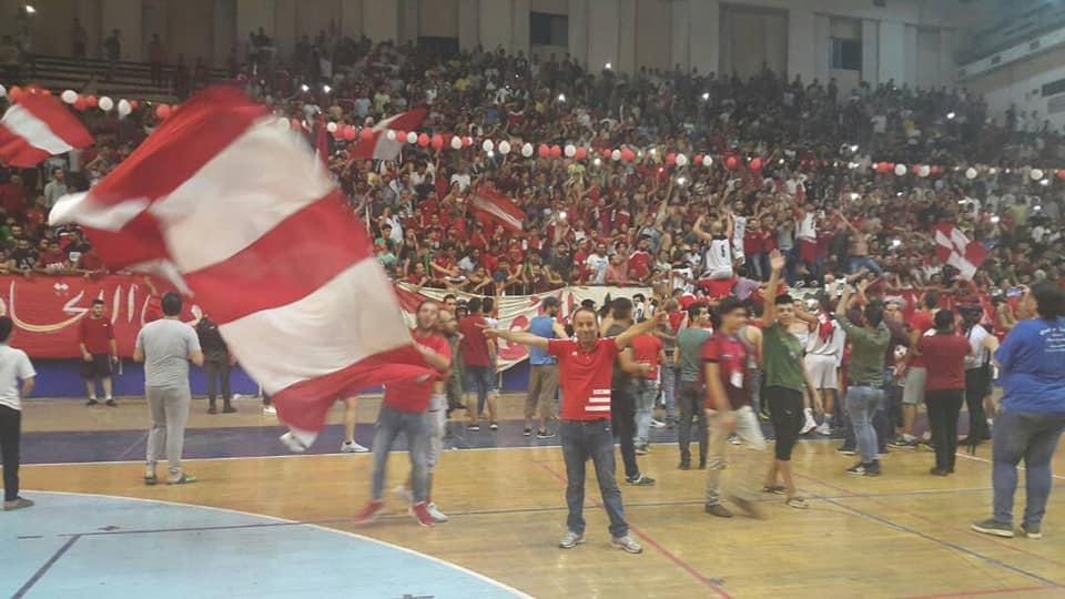 الاتحاد يتجاوز الوحدة ويلتقي الجيش في نهائي دوري السلة