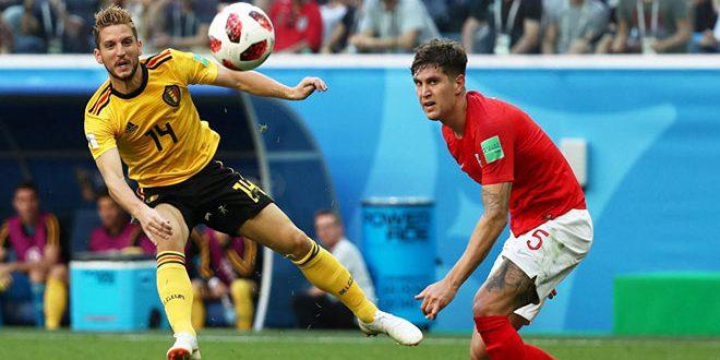 بلجيكا تحرز المركز الثالث في مونديال روسيا 2018