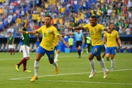 البرازيل تحقق رقم قياسي وتتفوق على منتخبات العالم