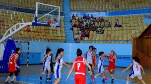 العروبة يتوج بلقب بطولة دوري كرة السلة للناشئات