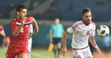 الأولمبي يفوز على نظيره الإماراتي بدورة الألعاب الآسيوية في أندونيسيا