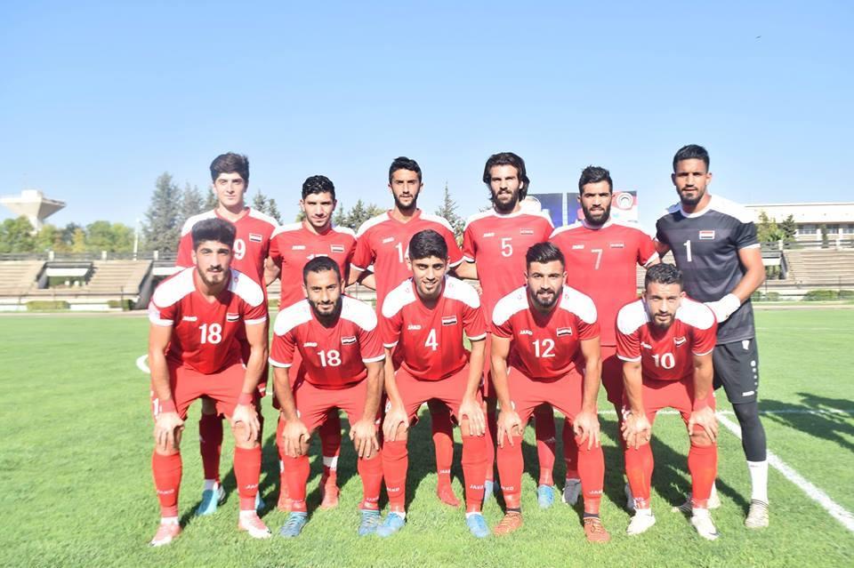 منتخبنا الأولمبي لكرة القدم يلاقي نظيره الإماراتي عصر اليوم في دورة الألعاب الآسيوية