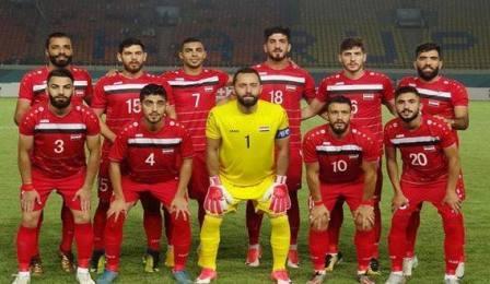 منتخب سورية الأولمبي لكرة القدم يلتقي نظيره الصيني غداً في دورة الألعاب الآسيوية