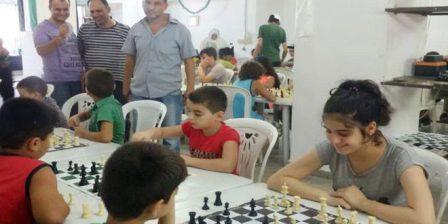 ختام بطولتي الشطرنج والسلة ضمن مهرجان سوريتي هويتي في اللاذقية