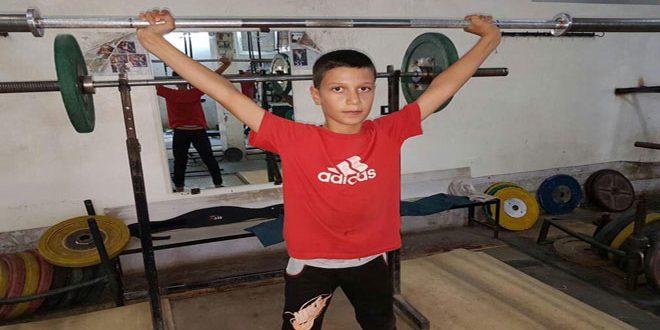 استقطاب الصغار خطوة رائدة لنادي سلحب في تطوير رياضة رفع الأثقال