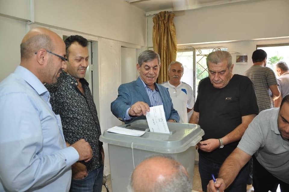 اللواء جمعة :انتخابات مجالس الإدارة المحلية رسالة للعالم بأن سورية انتصرت على الإرهاب