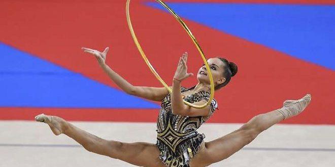 روسيا تتوج بذهبية بطولة العالم للجمباز