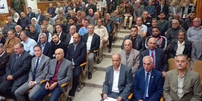 رياضيو درعا يطالبون بإعادة تأهيل ملعب كرة القدم