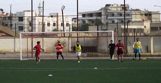 فريق عرطوز يتصدر ذهاب دوري الدرجة الثانية بكرة القدم