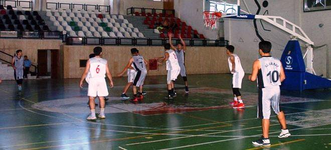 الثورة والعربي يتبادلان الفوز في دوري كرة السلة لفئتي الشباب والناشئين